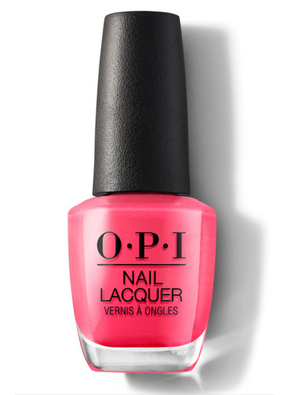 OPI Strawberry Margarita Nail Lacquer