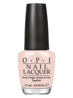 OPI Stop It I'm Blushing! Nail Lacquer