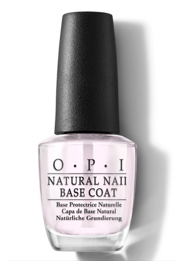 OPI Natural Nail Base Coat Nail Polish
