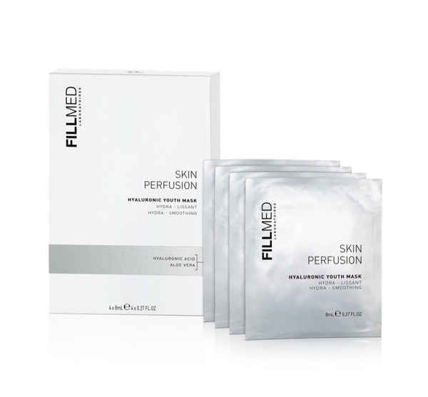 Fillmed Hyaluronic Youth Mask (4 pcs)