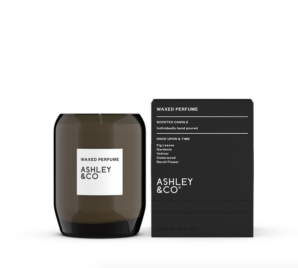 Ashley & Co Waxed Perfume Candle - Once Upon & Time