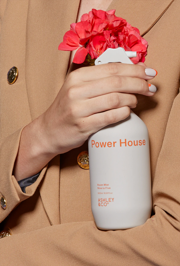 Ashley & Co Power House - Nine to Five Room Mist