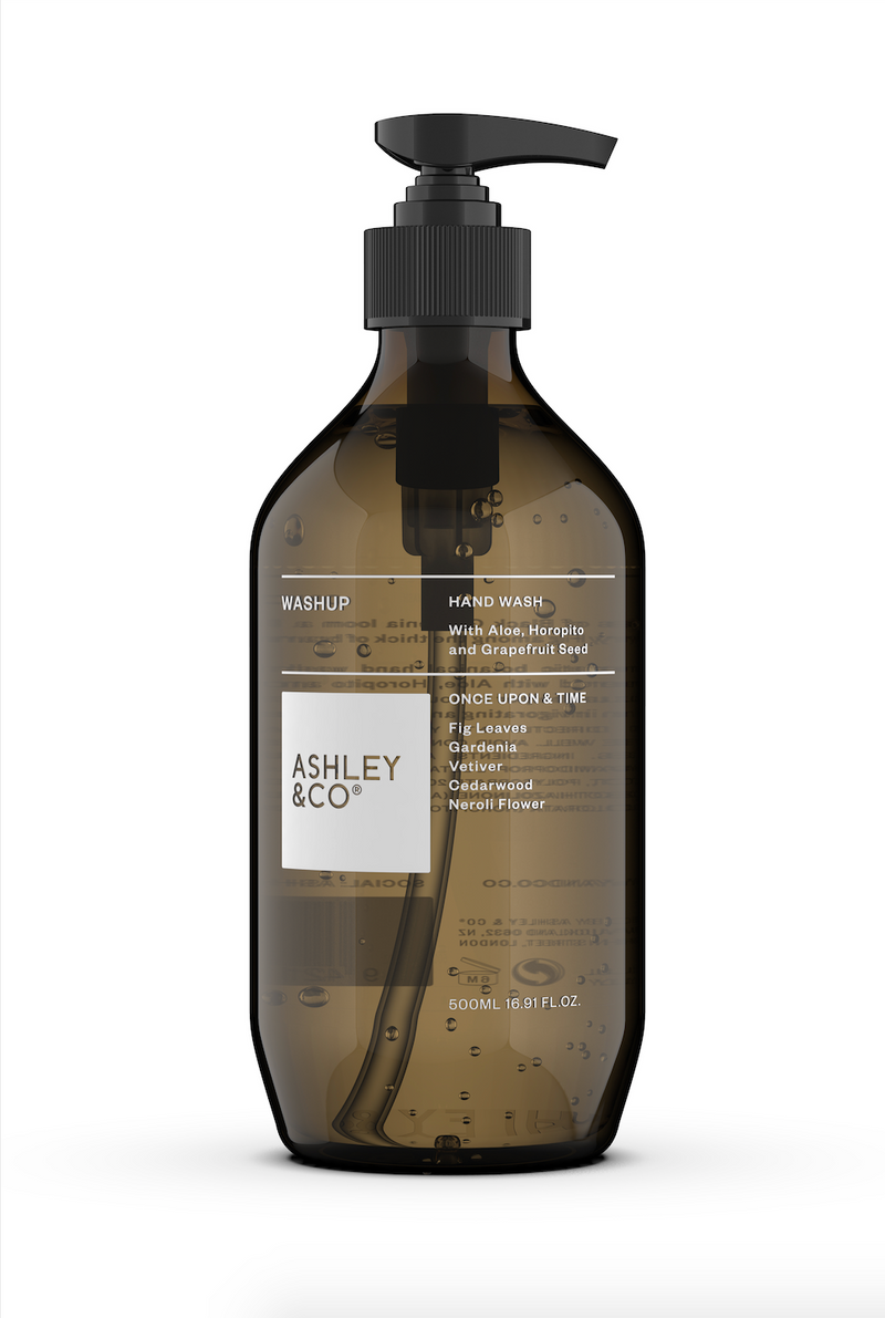 Ashley & Co Washup - Once Upon & Time 500ml