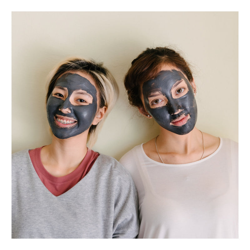 Pure Source Rotorua Thermal Mud Face & Body Mask