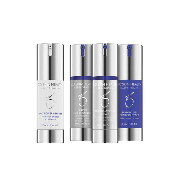 ZO Skin Brightening Program + Texture Repair