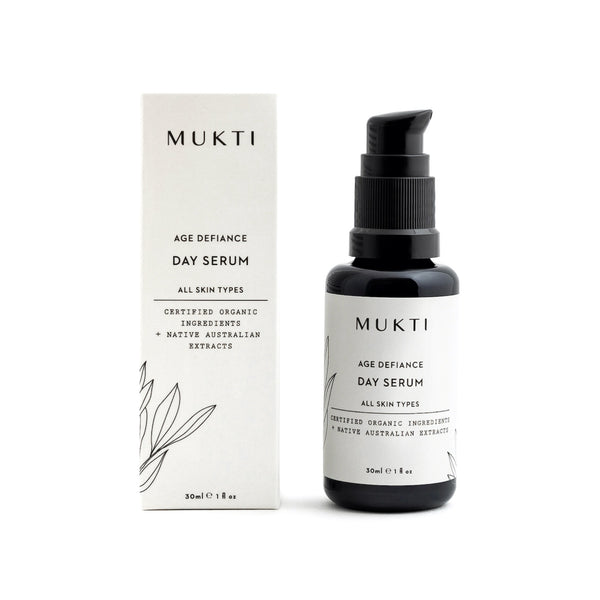MUKTI Age Defiance Day Serum