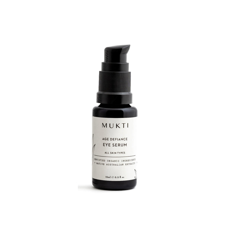 MUKTI Age Defiance Eye Serum