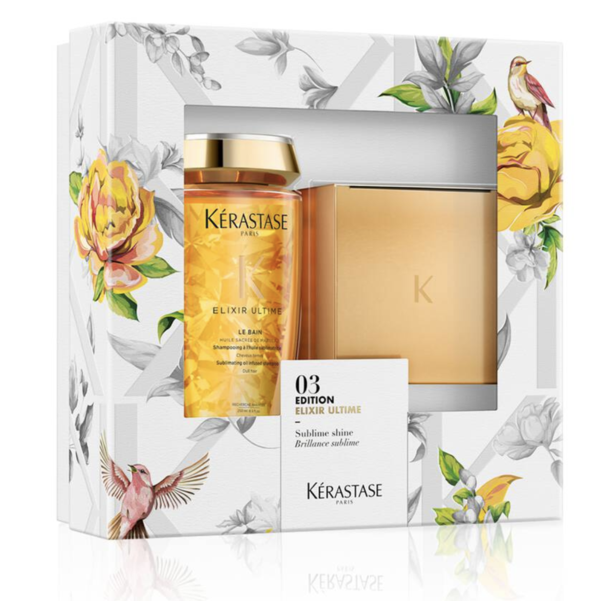 Kérastase Elixir Ultime Duo Coffret W/ Masque (Edition 03)