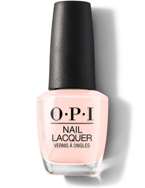 OPI Bubble Bath Nail Lacquer