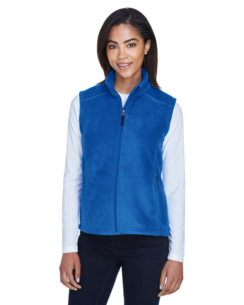 Ash City - Core 365-78191-Ladies' Journey Fleece Vest