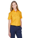 Ash City - Core 365-78194-Ladies' Optimum Short-Sleeve Twill Shirt