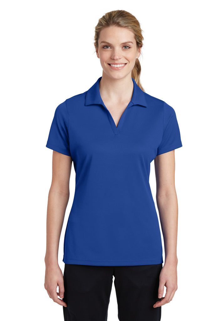 Sport-Tek Ladies PosiCharge RacerMesh Polo. LST640