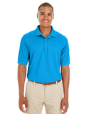 Ash City - Core 365-CE100-Men's Pilot Textured Ottoman Polo - TRUE ROYAL - S