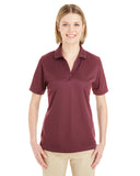 Ash City - Core 365-CE100W-Ladies' Pilot Textured Ottoman Polo - TRUE ROYAL - XS