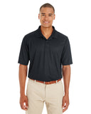 Ash City - Core 365-CE102-Men's Express Microstripe Performance Piqué Polo