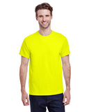 Gildan-G500-Adult  Heavy Cotton™ 5.3 oz. T-Shirt - SAFETY GREEN - S