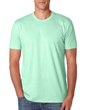 Next Level-N6210-Men's CVC Crew - TAHITI BLUE - XS