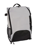 Team 365-TT106-Bat Backpack - WHITE - OS