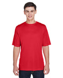 Team 365-TT11-Men's Zone Performance T-Shirt - SPORT RED - XS
