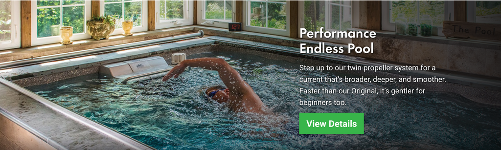 High Performance Endless Pools