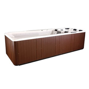 Aquascape Illinois 5 Seater Swim Spa (Size:5850*2200*1520mm) - poolandspa.ph