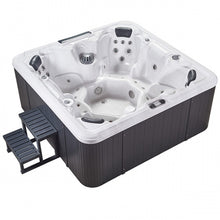 Load image into Gallery viewer, Aquascape Connecticut  7 Seater Jacuzzi (Size:2200*2200*940mm) - poolandspa.ph