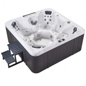 Aquascape Connecticut  7 Seater Jacuzzi (Size:2200*2200*940mm) - poolandspa.ph