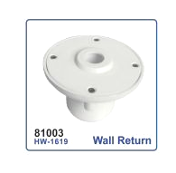 Load image into Gallery viewer, M Aquascape White Fittings Wall Return - poolandspa.ph