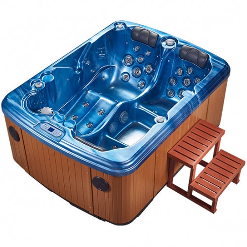 Aquascape Colorado 3 Seater Jacuzzi (Size:2100*1550*860mm) - poolandspa.ph