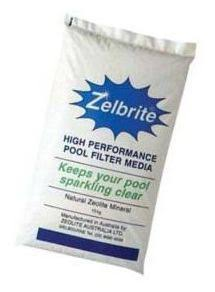 Zelbrite Filter Media - poolandspa.ph