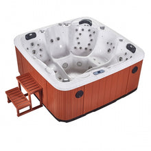 Load image into Gallery viewer, Aquascape Georgia 5 Seater Jacuzzi (Size:2200*2200*940mm) - poolandspa.ph