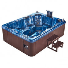 Load image into Gallery viewer, Aquascape Alaska 7 Seater Jacuzzi (Size:2880*2200*950mm) - poolandspa.ph