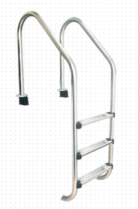 M Aquascape ML series Stainless Steel Ladder - poolandspa.ph