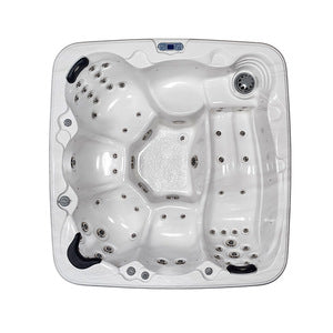Aquascape Florida 6 Seater Jacuzzi (Size:2200*2200*940mm) - poolandspa.ph