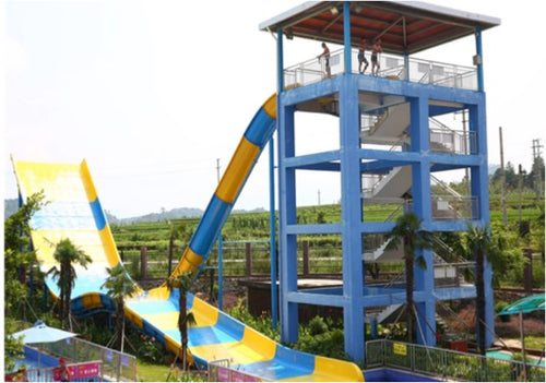 Boomerang Slide - poolandspa.ph