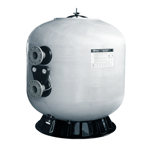 Emaux E Series Commercial Filter With Laterals - poolandspa.ph