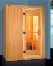 Load image into Gallery viewer, 4 Persons  Sauna Room - poolandspa.ph