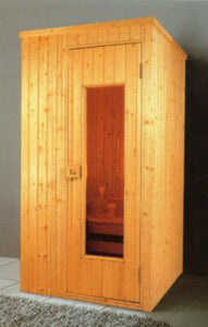 1 Person Sauna Room - poolandspa.ph