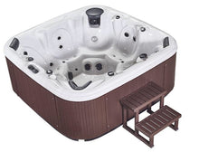 Load image into Gallery viewer, Aquascape Michigan 8 seater jacuzzi (Size:2130*2130*880MM) - poolandspa.ph