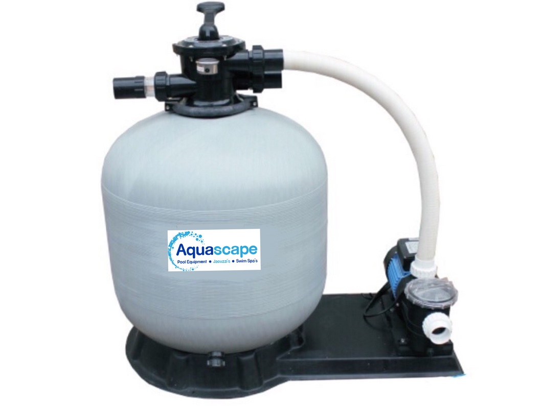 Aquascape Filter and Pump Combo - poolandspa.ph