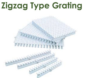 Emaux Zigzag Type Grating - poolandspa.ph