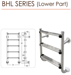 EMAUX BHL SERIES LADDER - poolandspa.ph