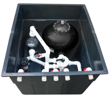 M Aquascape MIB series In-Ground Filtration System - poolandspa.ph