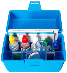 Pentair 78HR All in One 4 Way pH and Chlorine Test Kit - poolandspa.ph