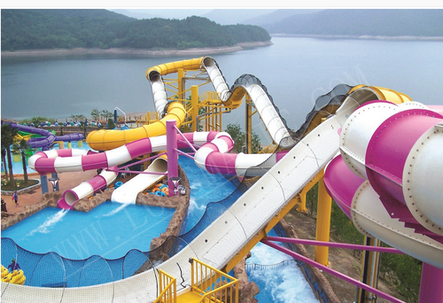 Roller Coaster Slide - poolandspa.ph