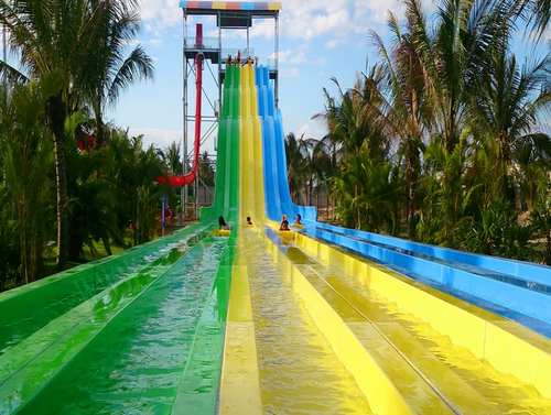 Racing Slide - poolandspa.ph