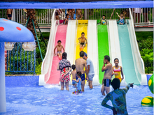 Load image into Gallery viewer, Kids Rainbow Slides - poolandspa.ph