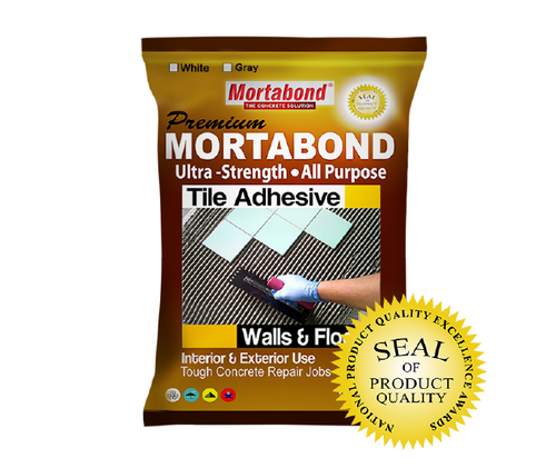 MortaBond Premium Tile Adhesive - poolandspa.ph