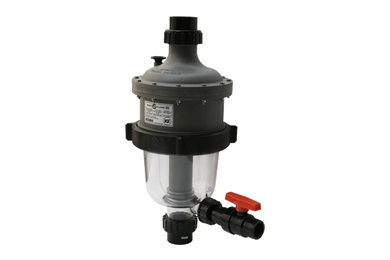 WATERCO MultiCyclone MC 16 centrifugal filter - 3.5 Bar Water saving pre-filter - c/w 25mm valve - poolandspa.ph