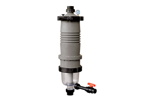 WATERCO MULTICYCLONE 12 & 16 ULTRA CENTRIFUGAL FILTERS - 3.5 Bar Water saving pre-filter - c/w 25mm valve - poolandspa.ph